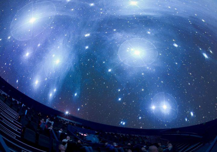 Planetarium, Finnish Science Centre Heureka