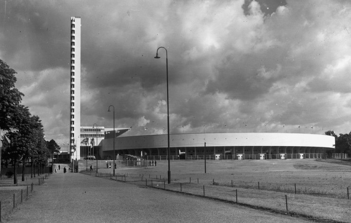 1940s, Olympic Stadium