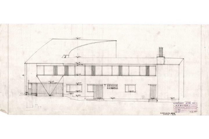 Elevation, Studio Aalto