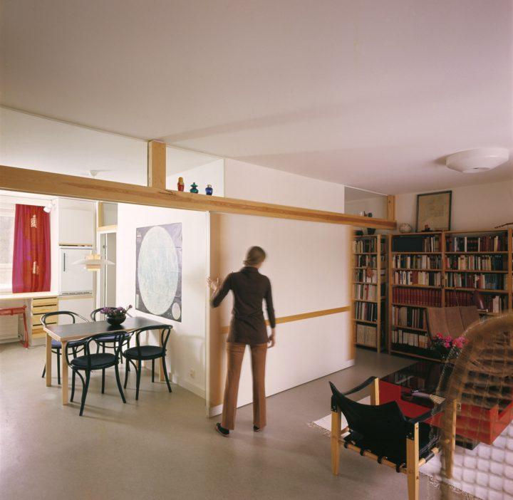 Home interior, Suvikumpu Apartment Block